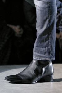 Streamlined Chelsea Boot