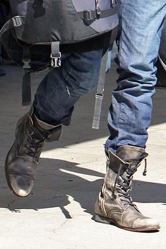can riding boots be worn casual men